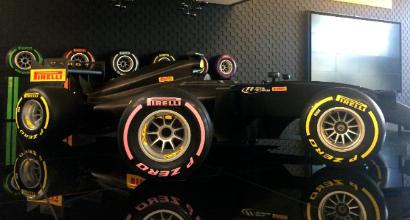 GPAustin, Pirelli presenta le gomme contro il cancro al seno