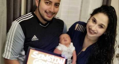 """Texas, coppia chiama il figlio """"Sebastian Giovinco"""""""
