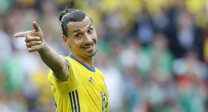 """Ibra fa sognare la Svezia: """"Mondiali? Se vorrò, ci sarò"""""""