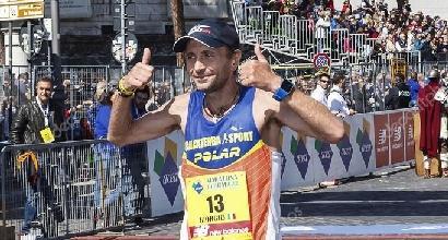 Roma e Milano, due maratone all'insegna di Kenya ed Etiopia. Ma il solito Calcaterra...
