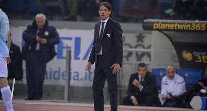 """Lazio, Inzaghi: """"Con più fortuna potevamo vincere"""""""