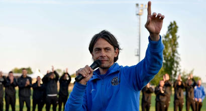 Filippo Inzaghi è il nuovo allenatore del Bologna
