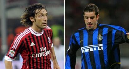 """Inter-Suso, Milan-Brozovic: da Pirlo e Seedorf in poi, quanti """"scambi"""""""