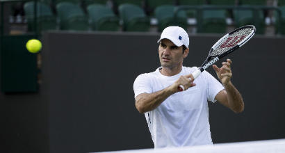 Wimbledon, il programma del day 1: Federer, Serena e cinque azzurri