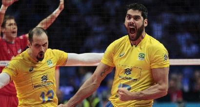 Mondiali Volley, cuore Polonia: 3-2 agli Usa, è ancora finale col Brasile