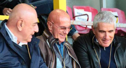 Serie C, il Ravenna batte il Monza di Berlusconi e Galliani