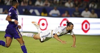 """Ibrahimovic: """"Le voci sul Milan? Tutto il mondo mi vuole"""""""