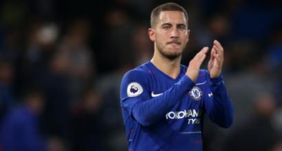 """Chelsea, Hazard spaventa Sarri: """"Il mio sogno è il Real"""""""