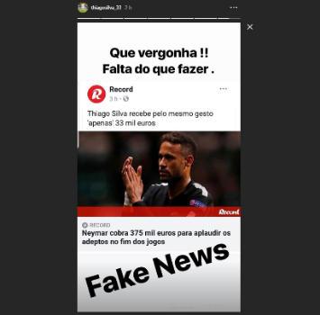 Il Psg pagherebbe Neymar per salutare i tifosi, lui smentisce