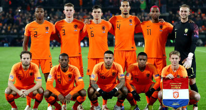 Nations League, Olanda a caccia delle Final Four contro la Germania