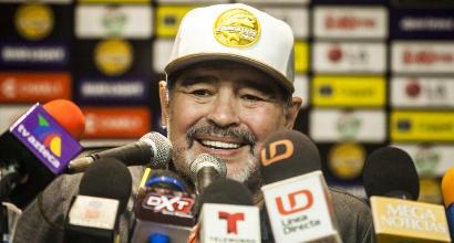 """Maradona e il Superclasico a Madrid: """"Dominguez figlio di p... Sai quanto costa?"""""""