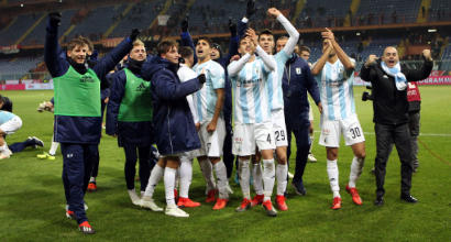 Entella in festa: