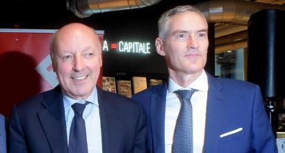 Marotta-Inter: la presentazione il 13 dicembre. La Juve ha fatto slittare l'annuncio