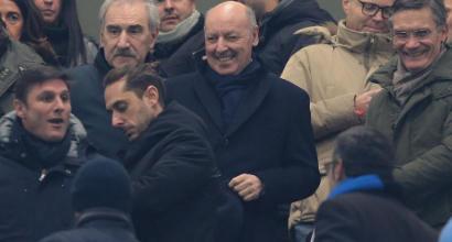 """Inter, Marotta: """"Icardi continuerà con noi. Godin? Profilo che ci interessa"""""""