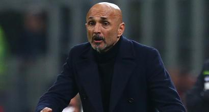 """Inter, Spalletti: """"Bravo Icardi a venire allo stadio, meglio se fosse venuto nello spogliatoio a fine partita"""""""