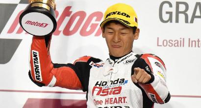Moto3, vince Toba su Dalla Porta