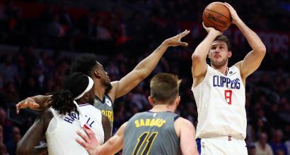 Basket, Nba: i 24 punti di Gallinari trascinano i Clippers contro Indiana, Lakers di nuovo sconfitti
