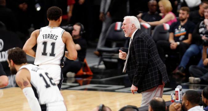 Nba, playoff: gli Spurs di Belinelli resistono a super Jokic, si va a gara-7