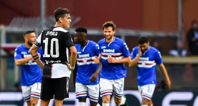 Serie A, la Juve chiude con un ko