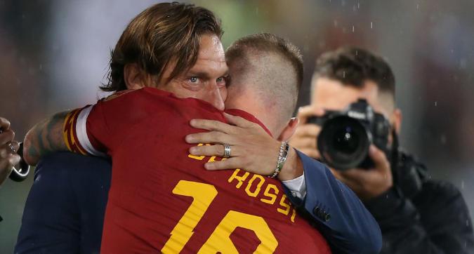 Caos Roma, De Rossi si difende: