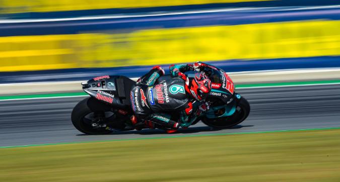 MotoGP Olanda, Quartararo svetta nelle Libere 1