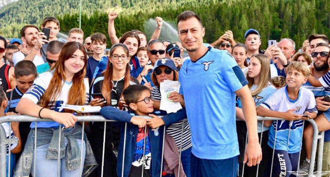 """Lazio, Radu reintegrato in gruppo: """"Chiedo scusa a tutti"""""""