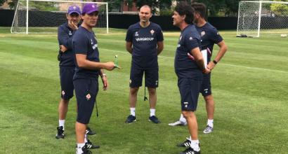 """Fiorentina, Montella: """"De Rossi non se l'è sentita. Llorente giocatore forte..."""""""
