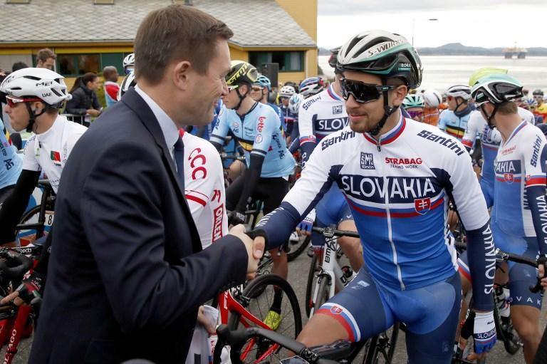 Mondiali ciclismo: Sagan, tris da urlo