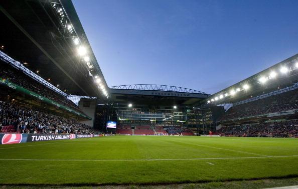 Copenaghen (Danimarca): Parken Stadium