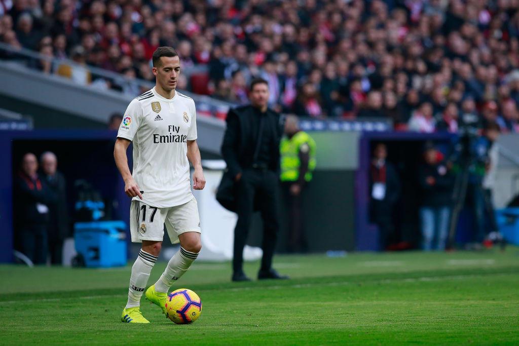Lucas Vazquez: con il probabile arrivo di Hazard avrebbe ancora meno spazio