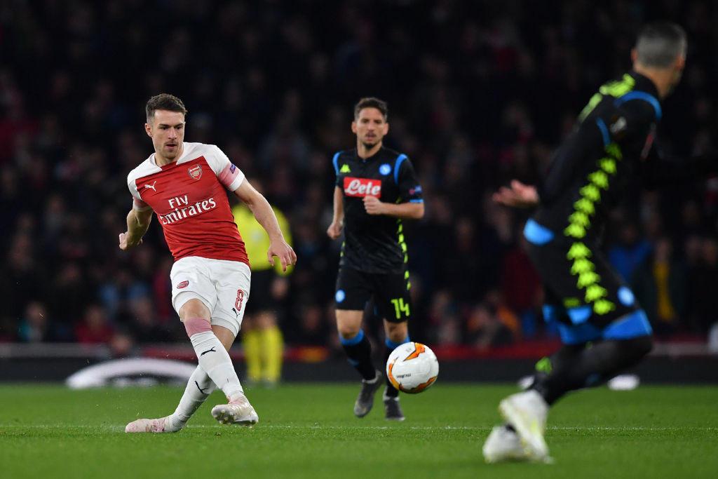 L'Arsenal batte 2-0 gli azzurri nell'andata dei quarti di finale