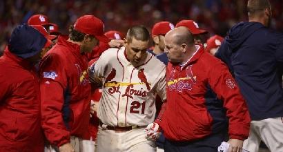 Mlb, World Series: Boston non regge il finale, sorpasso St. Louis