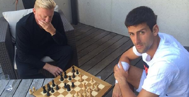 Tennis, Roland Garros: Djokovic si prepara così alla finale