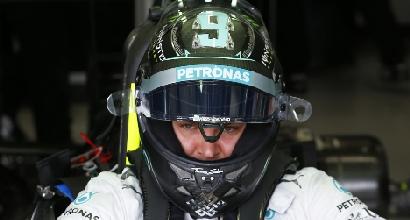 Nico Rosberg, foto IPP