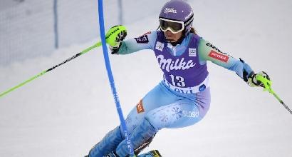 Sci, slalom Levi: Tina Maze torna a ruggire