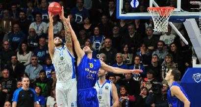 Sassari-Gran Canaria (sito Dinamo Basket)