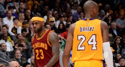 Cavs-Lakers (Afp)