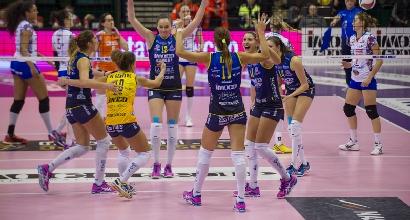 Volley, A1 donne: Modena risponde a Novara