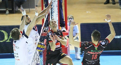 Volley, SuperLega: Macerata ko, a Modena il secondo posto