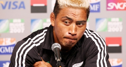 Rugby in lutto: morto Jerry Collins