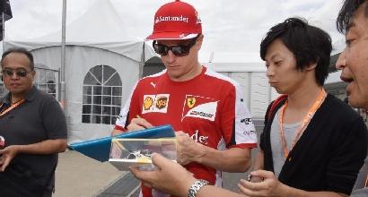 """F1, Vettel: """"Discretamente contento, proveremo a lottare con le Mercedes"""""""