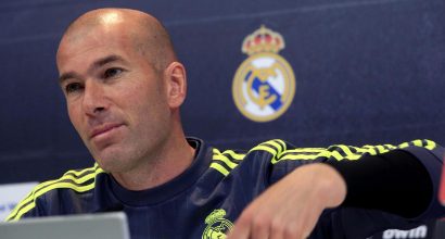 #ChampionsLeague - Real Madrid, Zidane: