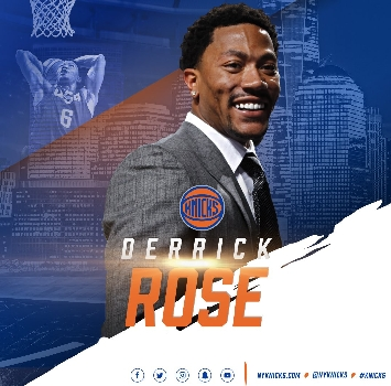 Nba, Chicago saluta Rose: l'Mvp 2011 va ai Knicks