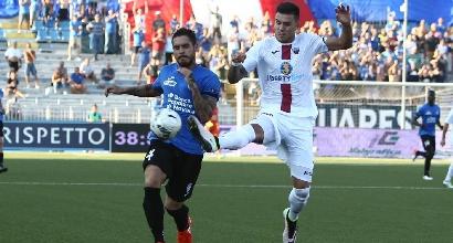Novara-Trapani 2-2: Ferretti riacciuffa i piemontesi nel recupero