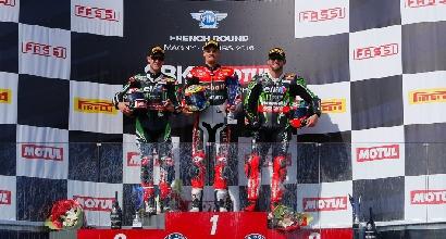 """Superbike, Davies: """"La vittoria più bella della carriera"""""""