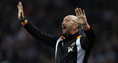 Inghilterra, Wolverhampton: ufficiale. Esonerato Walter Zenga