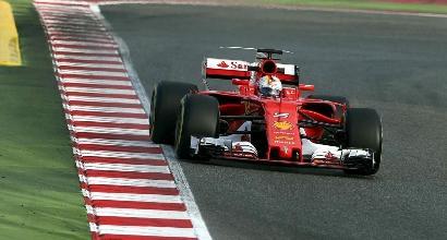 Ferrari, foto Lapresse