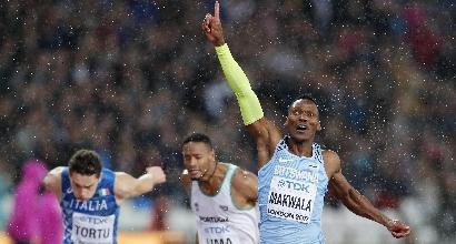 Mondiali d'atletica: Tortu eliminato in semifinale nei 200 metri