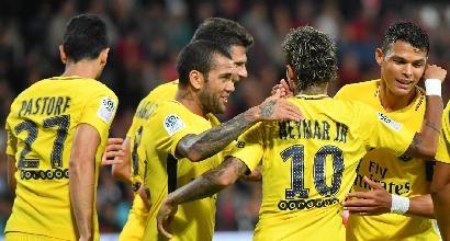 L'Equipe: Neymar ha convinto Dani Alves a lasciare la Juve per il Psg