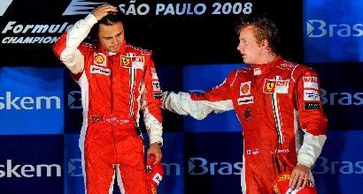 Ferrari, quando la sconfitta fa male